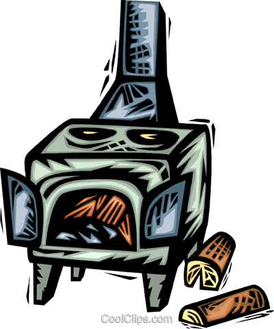 Wood burning stove clipart images vector black and white library Stove Clipart   Free download best Stove Clipart on ... vector black and white library