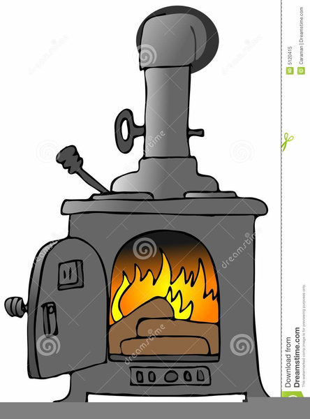 Wood burning stove clipart images vector freeuse stock Wood Stove Clipart   Free Images at Clker.com - vector clip ... vector freeuse stock