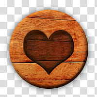 Wood carving heart clipart
