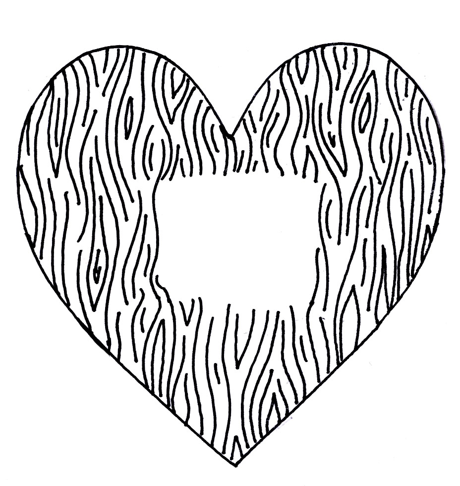 Wood carving heart clipart graphic stock Free Wood Heart Cliparts, Download Free Clip Art, Free Clip ... graphic stock