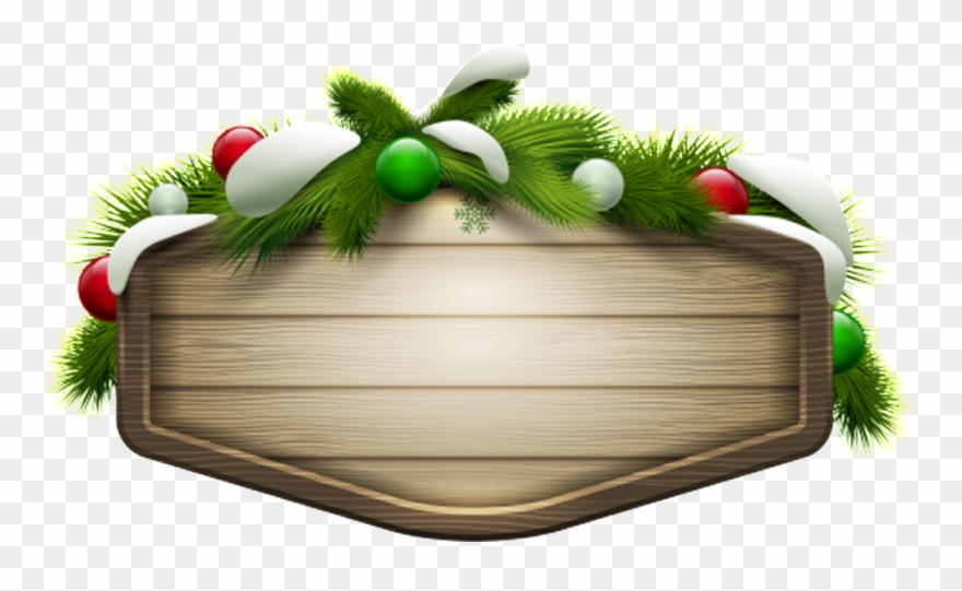 Wood christmaas clipart clipart black and white stock Snow White Wood Grain Christmas Png - Christmas Wooden Board ... clipart black and white stock