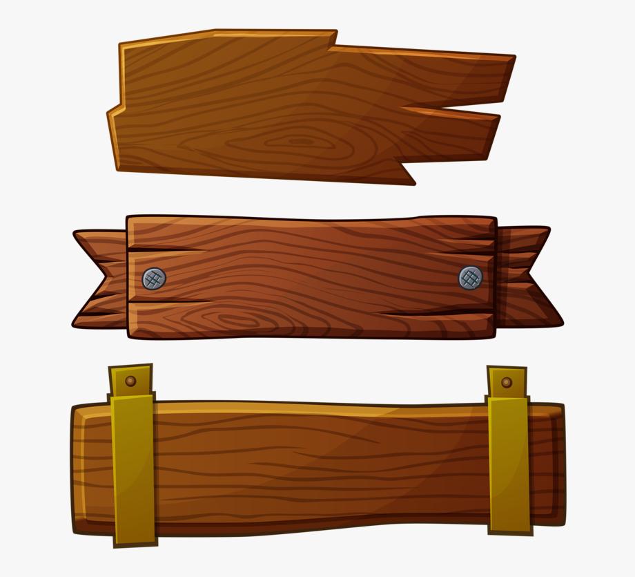 Wood clipart png transparent download Plaque Clipart Barn Wood - Transparent Cartoon Wood Sign Png ... transparent download