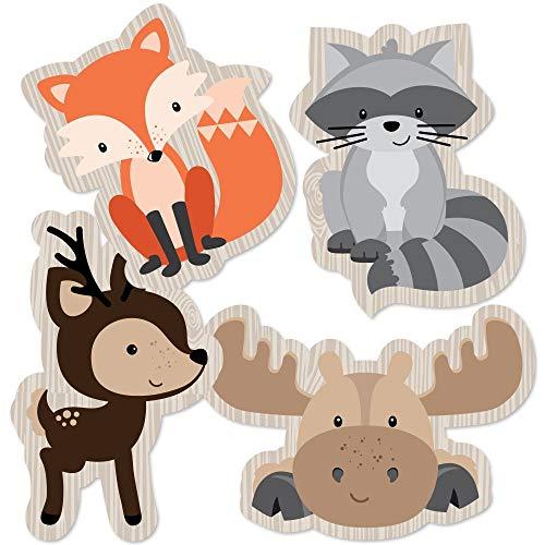 Wood creature soft clipart jpg transparent stock Woodland Creatures: Amazon.com jpg transparent stock