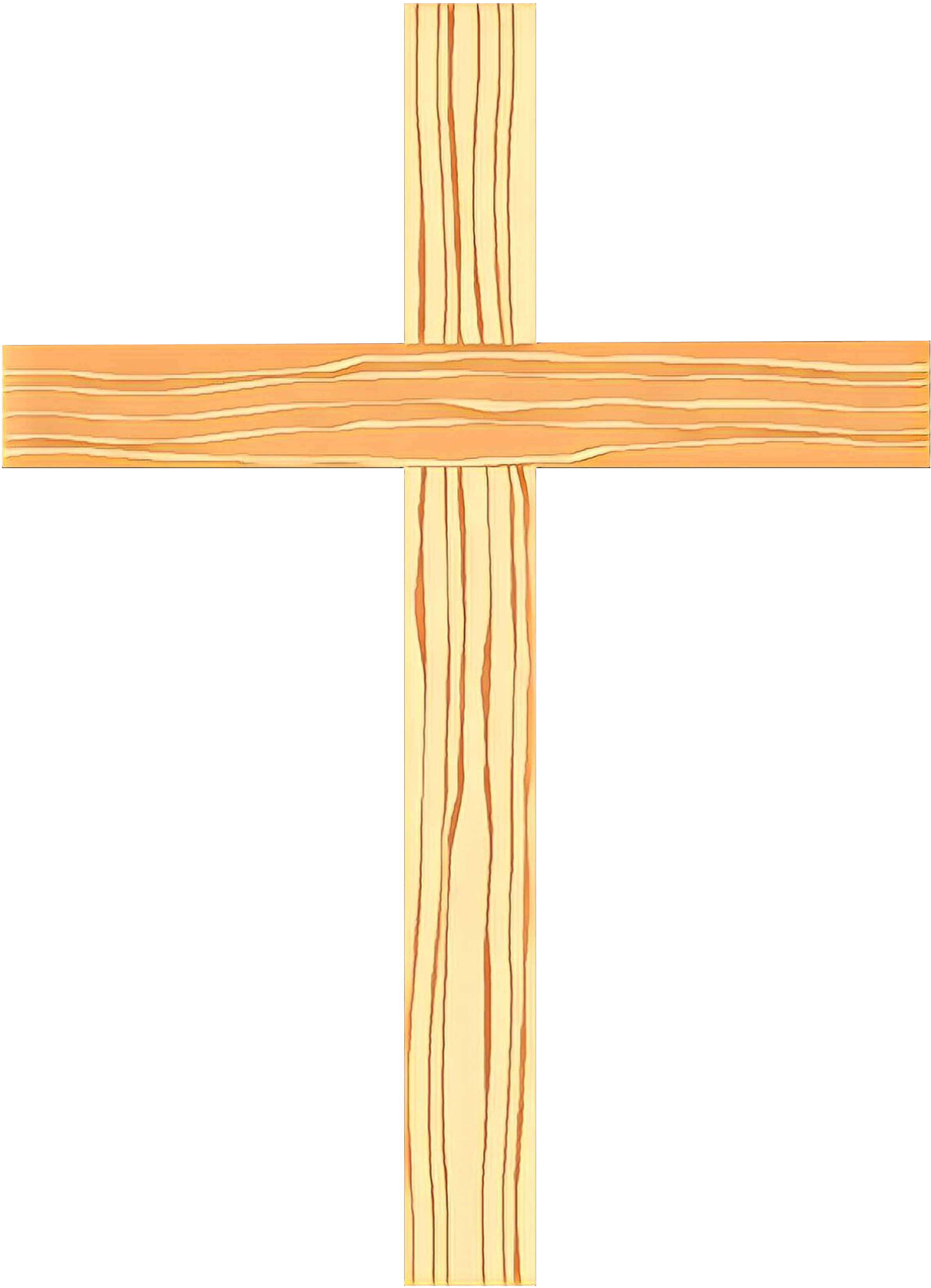 Wood cross clipart transparent royalty free library Crucifix /m/083vt Product design Wood Line - png download ... royalty free library