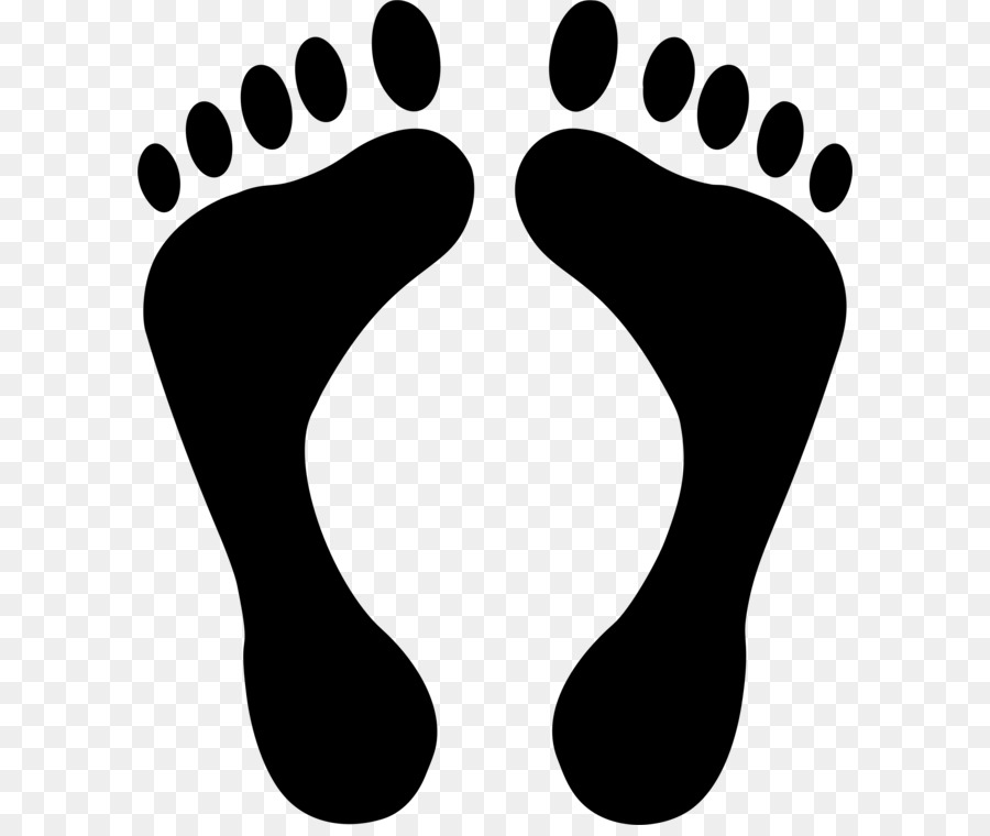 Wood flat feet footprint clipart png stock Footprint png stock