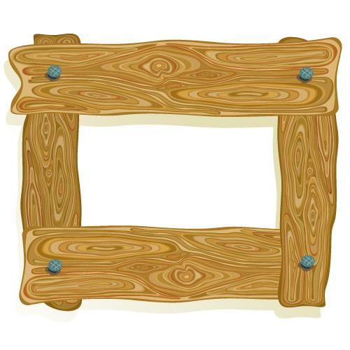 Wood frame border clipart clip free wood frame border clip art (3523) Free EPS Download / 4 Vector clip free