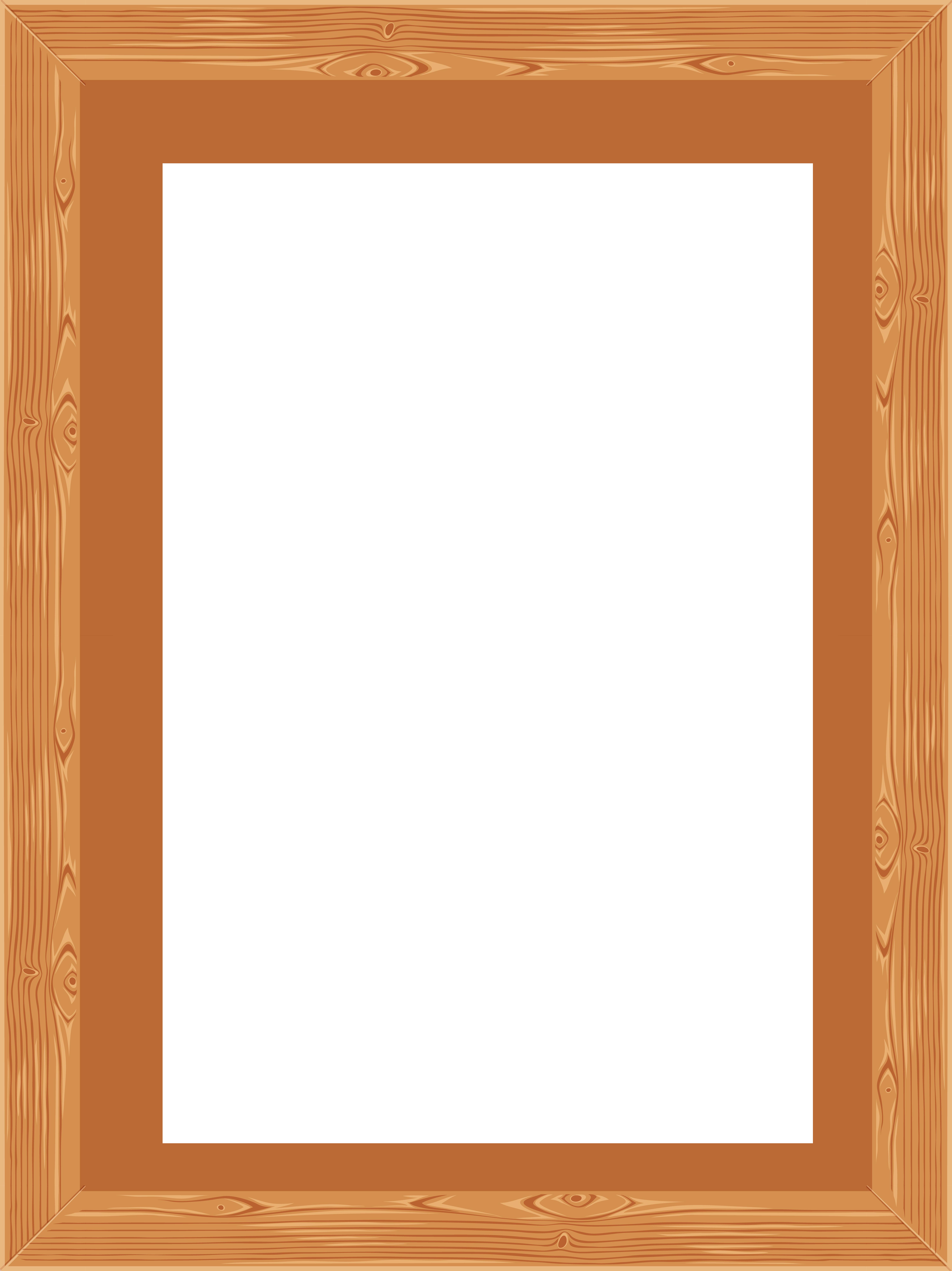 Wood frames clipart png png transparent download Transparent Classic Wooden Frame PNG Image   Gallery ... png transparent download
