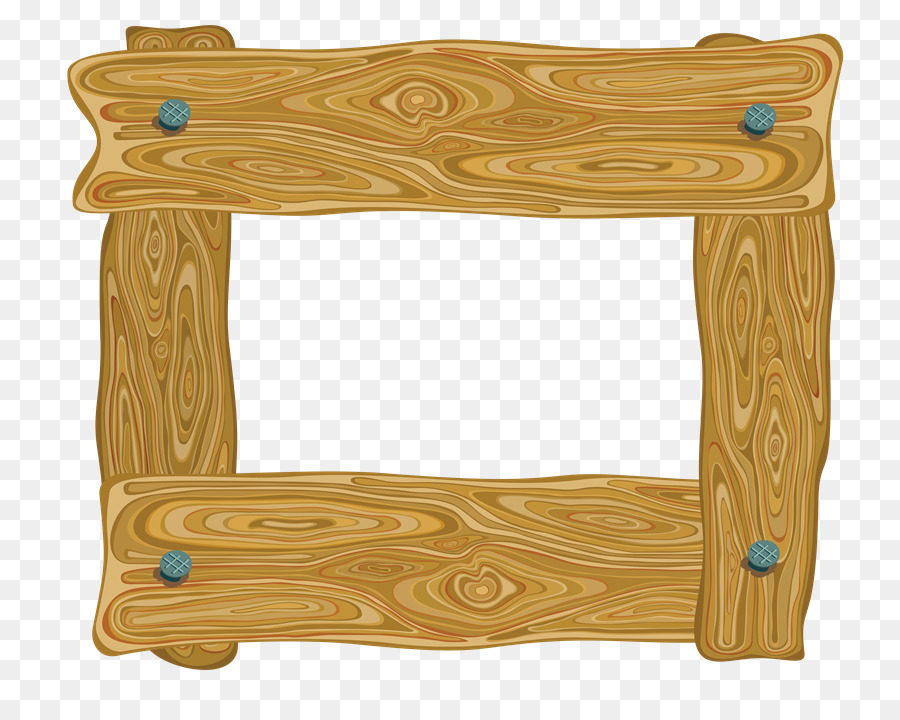 Wood frames clipart png vector royalty free download Picture Cartoon png download - 800*703 - Free Transparent ... vector royalty free download
