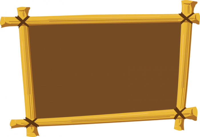 Wood frames clipart png clip library download Wood Frame Vector Png Vector, Clipart, PSD - peoplepng.com clip library download