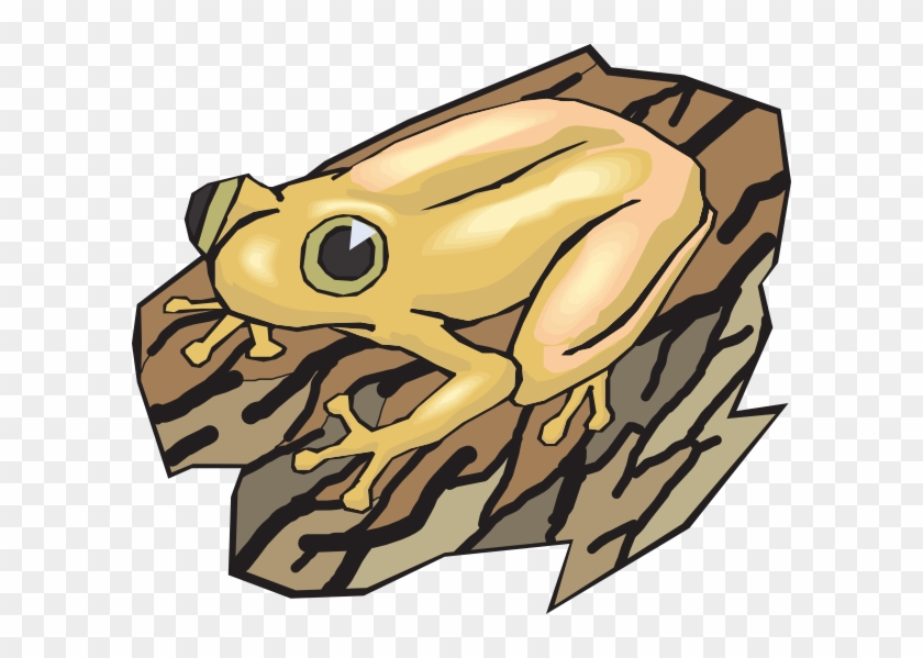 Wood frog clipart graphic transparent stock Png Royalty Free Download Yellow Frog On A Clip Art - Wood ... graphic transparent stock