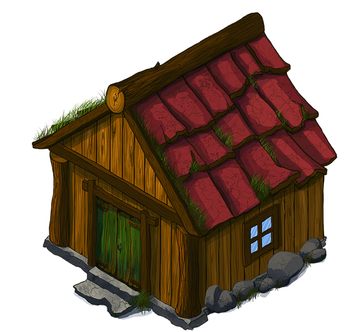 Wood house with chimney clipart png download House PNG Images Transparent Free Download | PNGMart.com png download