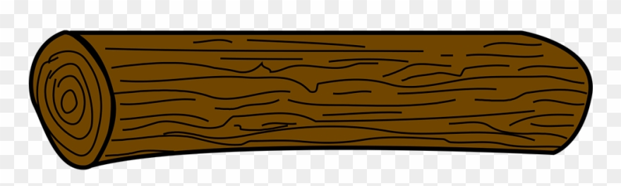 Wood log clipart clip art black and white stock Wood Log Png - Animated Wooden Log Clipart (#3647593 ... clip art black and white stock