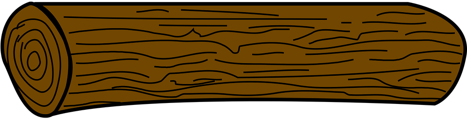 Wood log clipart vector royalty free stock Wood Log Png - Animated Wooden Log Clipart - Full Size ... vector royalty free stock