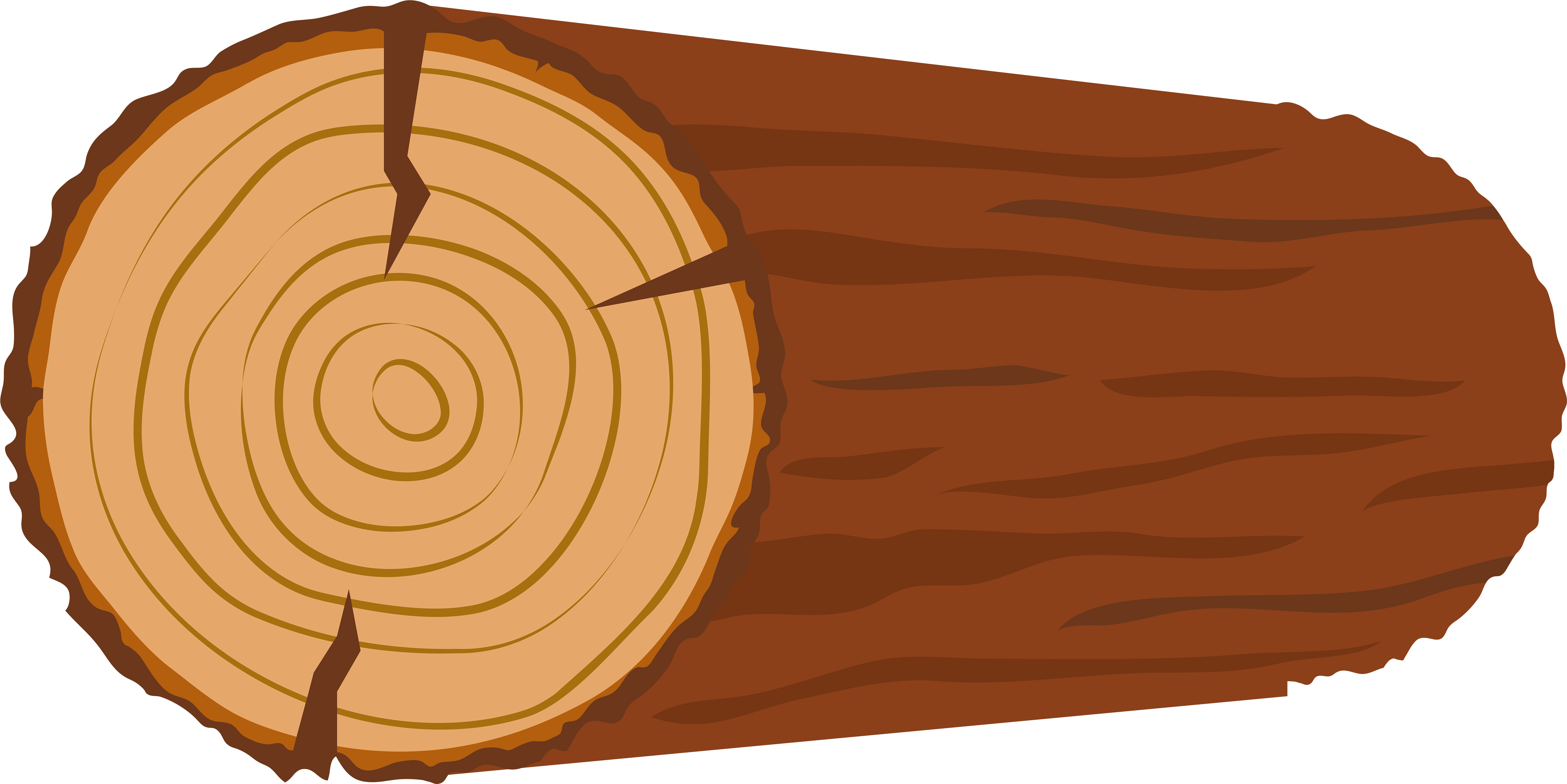 Logs clipart vector transparent Banner Download Logs Clipart Piece Wood - Log Clipart ... vector transparent