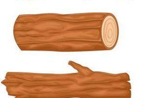 Wood log clipart vector freeuse stock Wood log clipart 4 » Clipart Portal vector freeuse stock