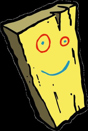 Wood plank 2x4 clipart clip art royalty free library Plank | Ed, Edd n Eddy | FANDOM powered by Wikia clip art royalty free library