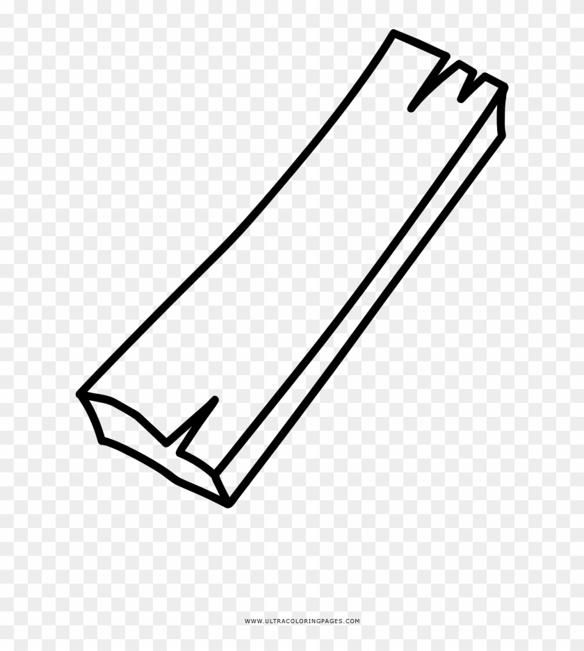 Wood plank black white clipart picture royalty free library Wood Plank Coloring Page - Wood Plank Coloring Pages, HD Png ... picture royalty free library