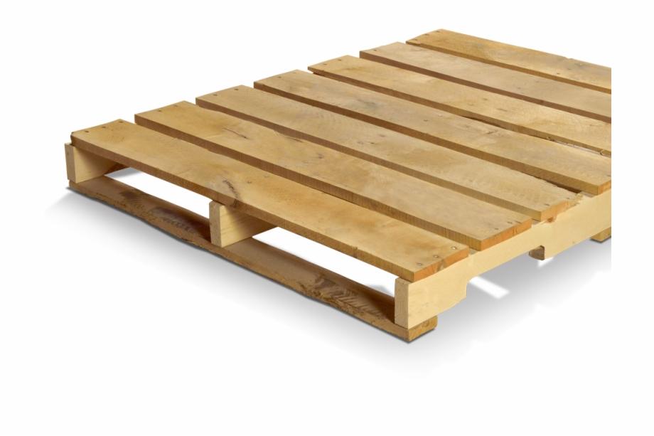 Wood planks pallets clipart