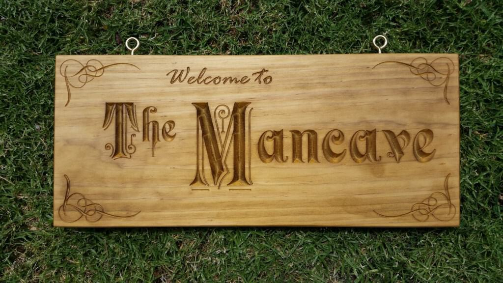 Wood sign maker clipart jpg library download Wooden Signs Personalised Custom made to order jpg library download