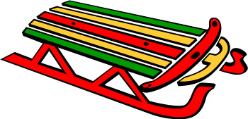 Wood snow sleigh clipart picture free Free Winter Sleigh Cliparts, Download Free Clip Art, Free ... picture free