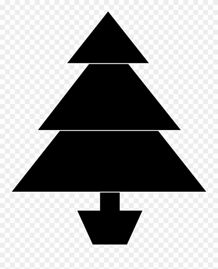 Woodblock clipart picture library stock Christmas Tree Clipart Black And White - Woodblock Christmas ... picture library stock