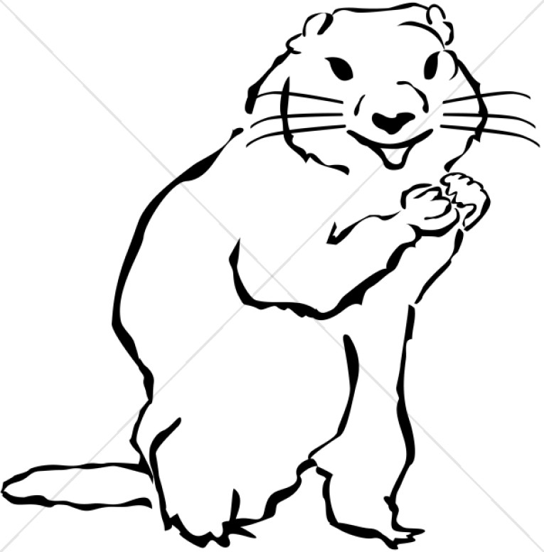Woodchuck clipart black and white clipart free download Woodchuck Clipart   Free download best Woodchuck Clipart on ... clipart free download