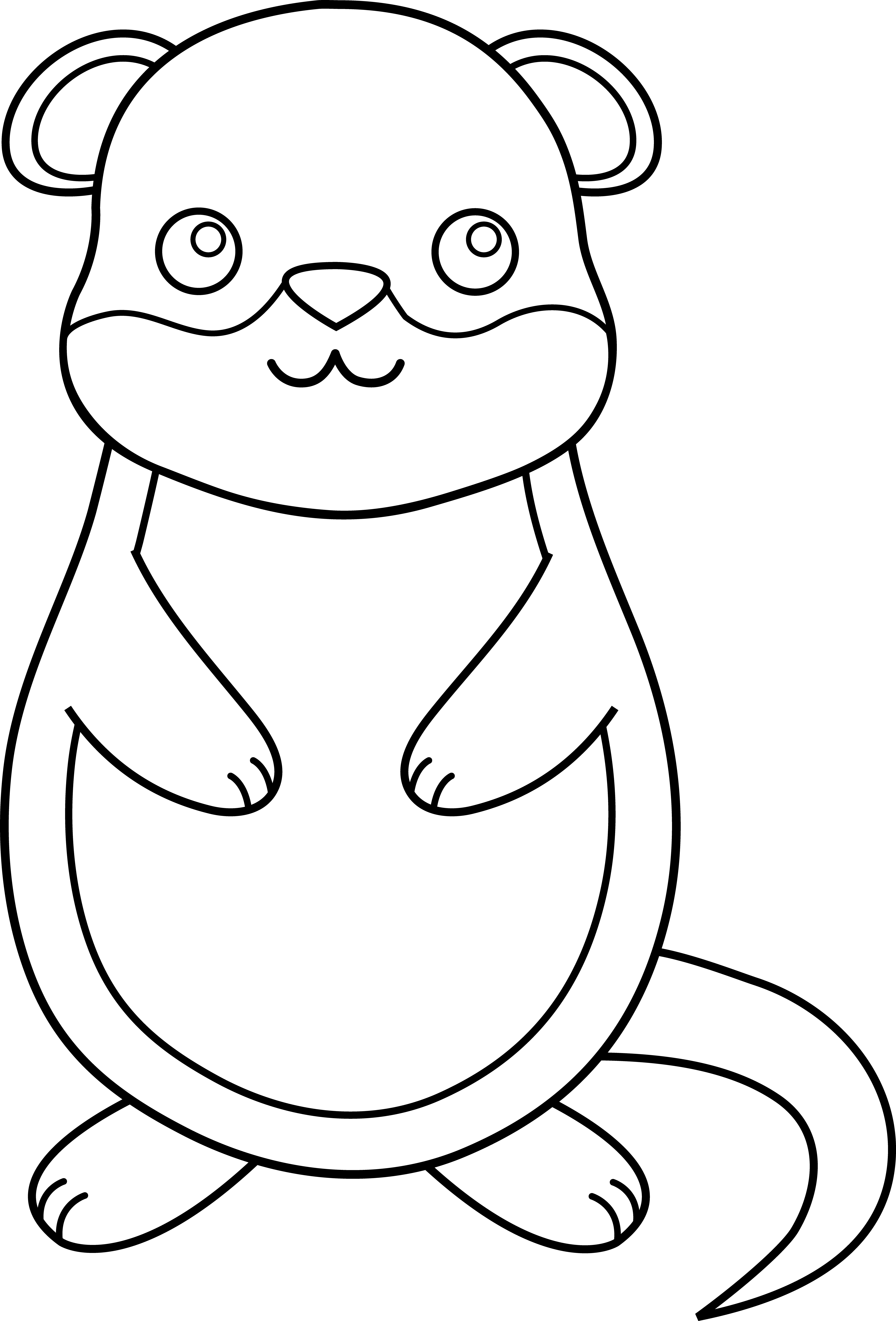 Woodchuck clipart black and white clip freeuse library Free Woodchuck Clipart, Download Free Clip Art, Free Clip ... clip freeuse library
