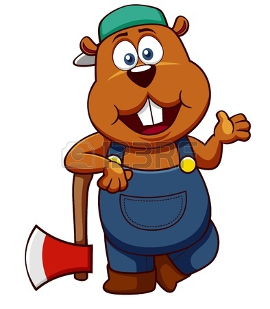 Woodchuck clipart image clip library stock Collection of Woodchuck clipart   Free download best ... clip library stock