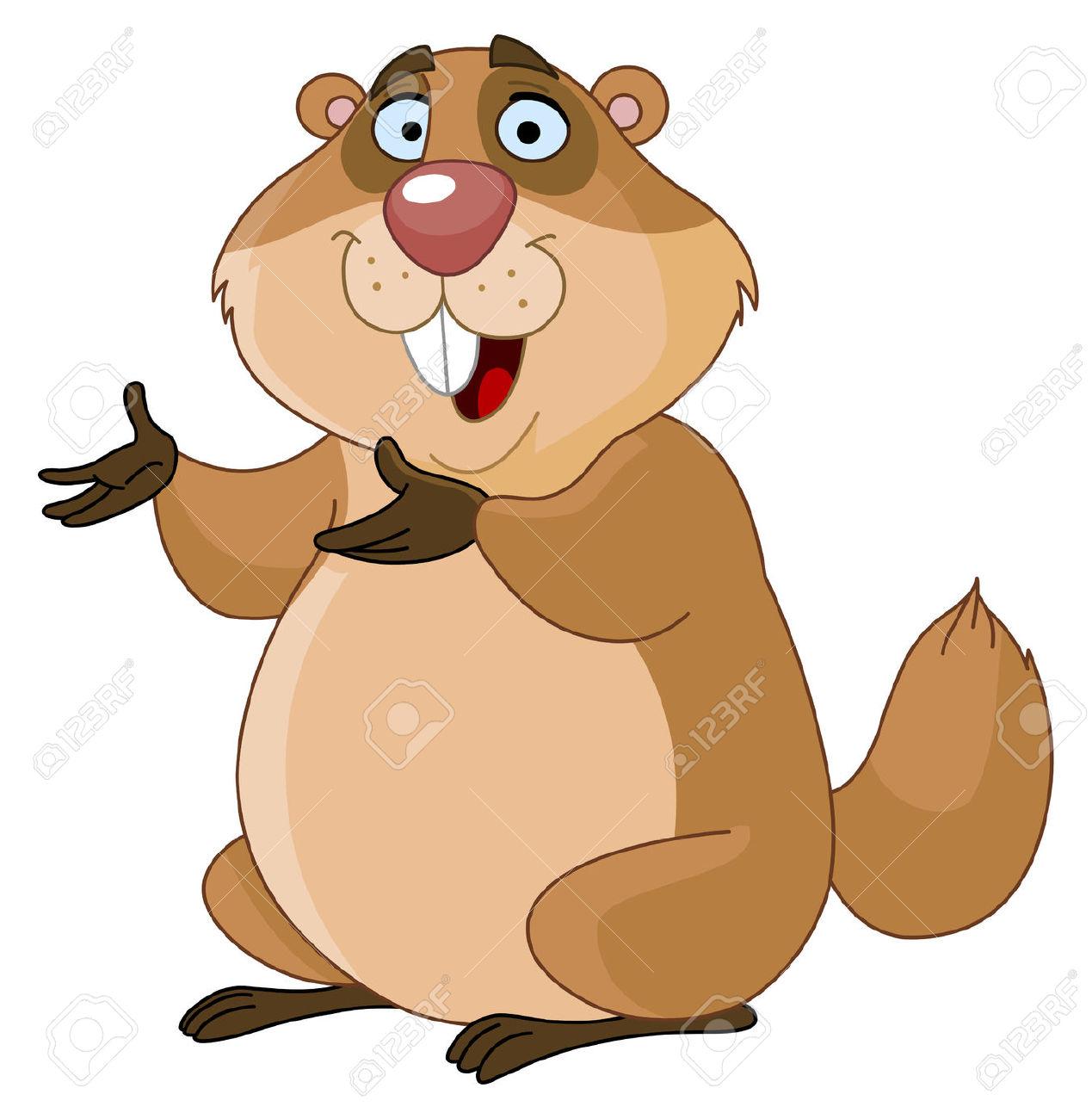 Woodchuck clipart image picture transparent woodchuck: Groundhog   Clipart Panda - Free Clipart Images picture transparent