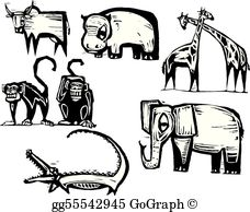 Woodcuts clipart image library library Woodcut Clip Art - Royalty Free - GoGraph image library library
