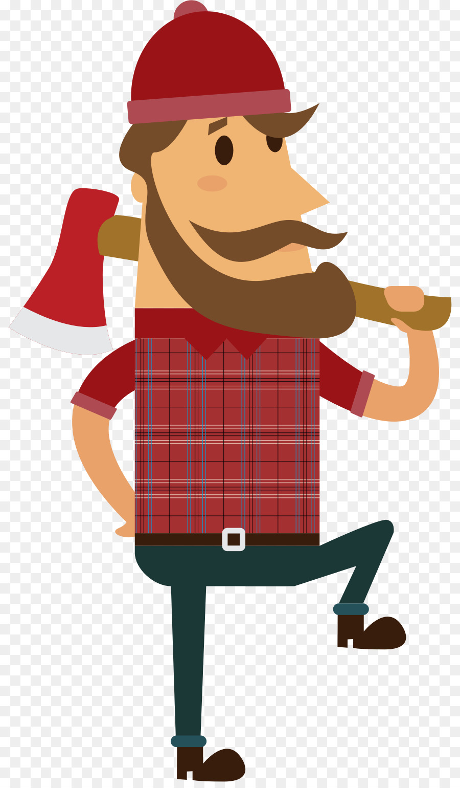 Woodcutter clipart png clip art royalty free stock Wood Background png download - 868*1528 - Free Transparent ... clip art royalty free stock