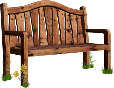 Wooden bench clipart png freeuse library Garden Bench Clip Art - Hawthorneatconcord png freeuse library