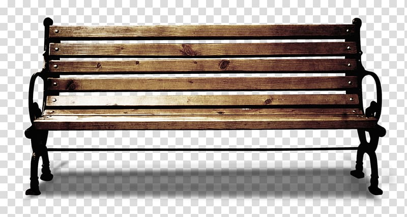 Wooden bench clipart png royalty free download Empty brown wooden bench, Bench Chair Seat Stool, Park chair ... png royalty free download