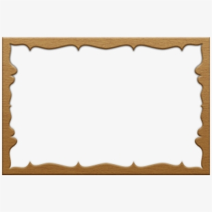 Wooden border clipart free image freeuse stock Lodge Clipart Frame Free On Dumielauxepices Net - Wood ... image freeuse stock