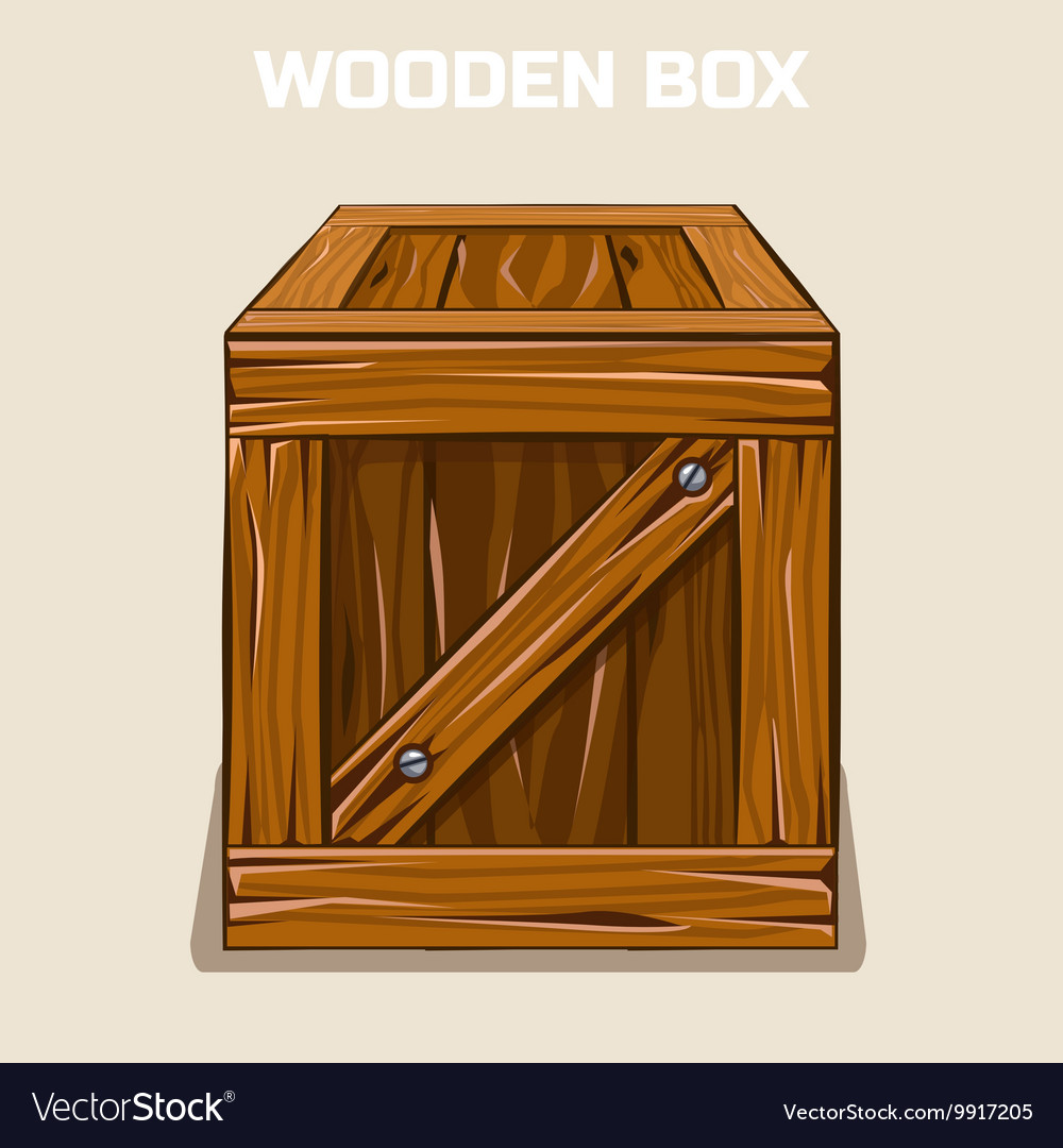 Wooden boxes clipart image royalty free stock Wooden Box Cliparts game element image royalty free stock