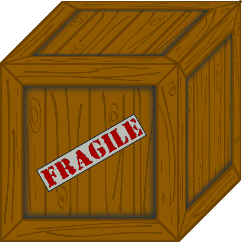 Wooden boxes clipart picture royalty free stock Free Clipart: Wooden crate   Erulisseuiin picture royalty free stock
