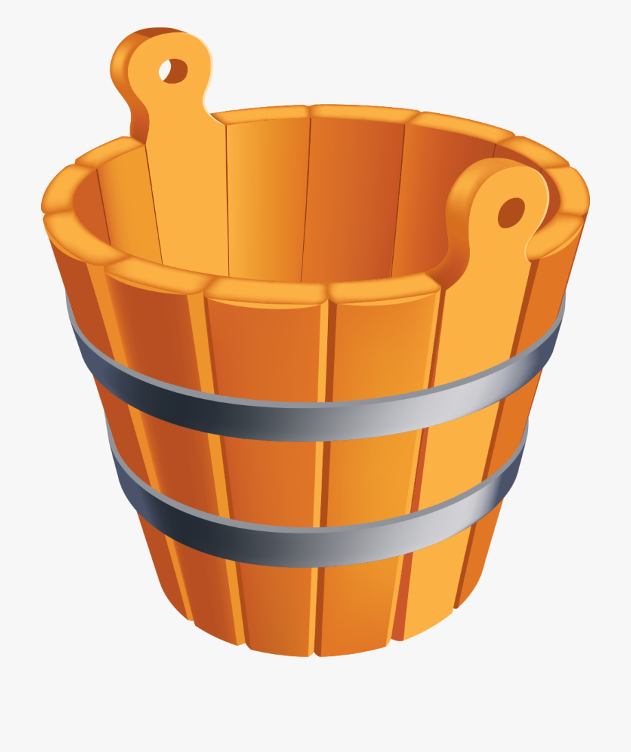 Wooden bucket pouring water clipart jpg transparent download To Fill This Bucket, We Use Bonds With Different Maturity ... jpg transparent download