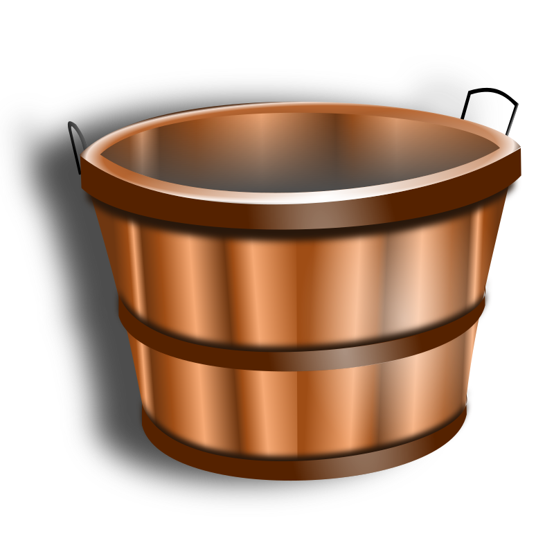 Wooden bucket pouring water clipart png library stock Free Water Pale Cliparts, Download Free Clip Art, Free Clip ... png library stock