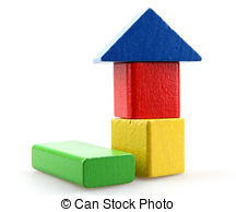 Wooden building blocks clipart banner transparent Building blocks Stock Photos and Images. 115,596 Building blocks ... banner transparent