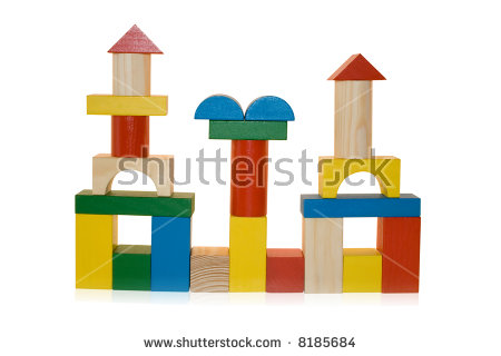 Wooden building blocks clipart png library download Wooden Puzzle Blocks Stock Photos, Royalty-Free Images & Vectors ... png library download