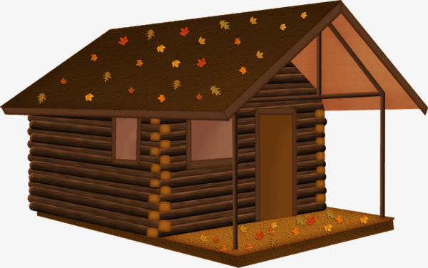 Wooden cabins clipart graphic black and white library Cabin PNG Free Transparent Cabin.PNG Images.   PlusPNG graphic black and white library