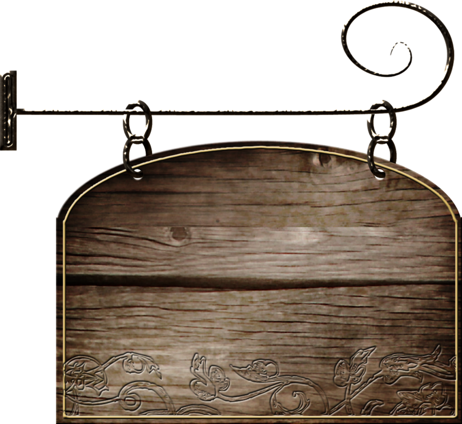 Wooden car clipart royalty free library hanging sign PNG stock by DoloresMinette.deviantart.com on ... royalty free library