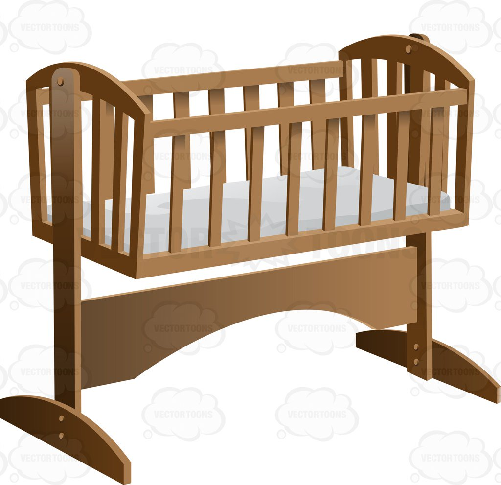 Wooden crib clipart svg royalty free stock Crib Clipart | Free download best Crib Clipart on ClipArtMag.com svg royalty free stock