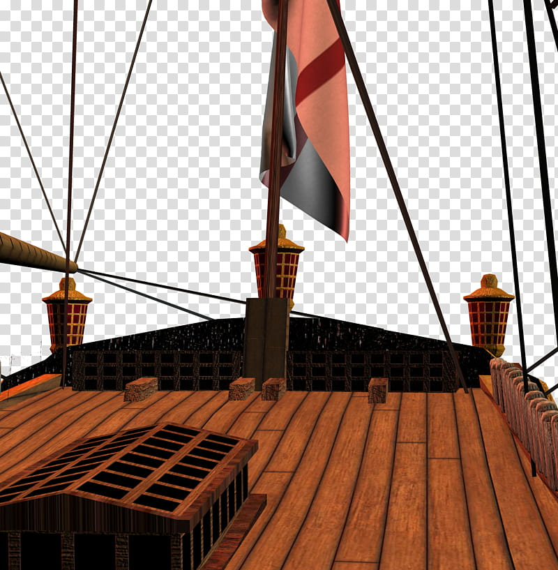 Wooden deck clipart outline png library download On Deck, brown galleon illustration transparent background ... png library download