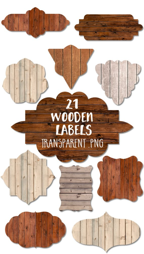 Wooden labels clipart picture stock Wood Label Clipart: Wood Label Clip Art, Wood Clipart, Wood ... picture stock