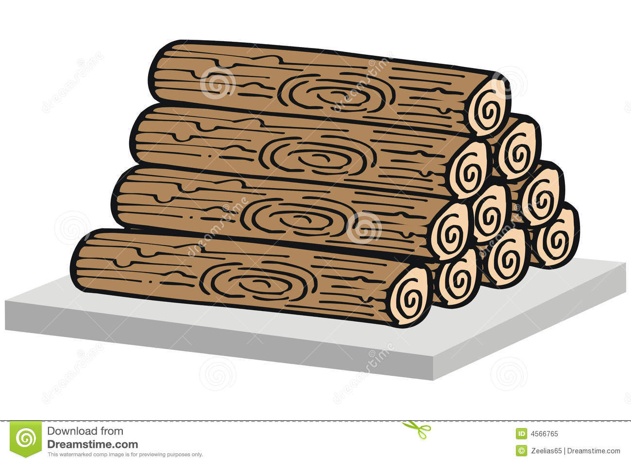 Logs clipart image download 48+ Wood Clip Art | ClipartLook image download