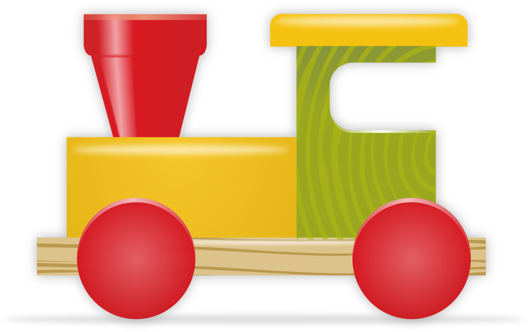 Wooden trainset clipart image freeuse Set Clipart Wooden Train - Toy Train Svg , Transparent ... image freeuse