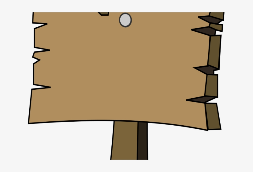 Wooden welcome sign clipart picture free download Wood Clipart Blank Welcome Sign - Cartoon Sign Transparent ... picture free download