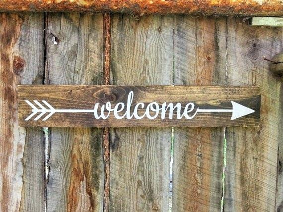 Wooden welcome sign clipart picture transparent wooden welcome sign picture transparent