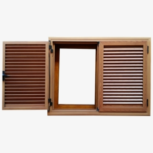Wooden window shutter clipart download shutters #open #blue #wooden #window From The Gallery ... download